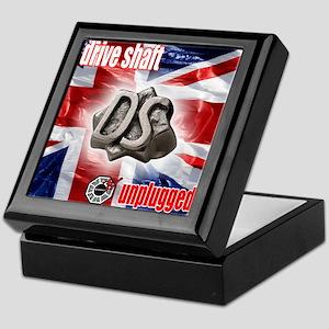 Drive Shaft Unplugged Keepsake Box