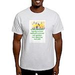 Daffodils Ash Grey T-Shirt
