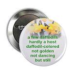 Daffodils Button