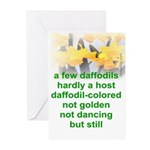 Daffodils Greeting Cards (Pk of 10)