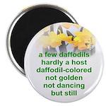 "Daffodils 2.25"" Magnet (100 pack)"