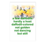 Daffodils Postcards (Package of 8)