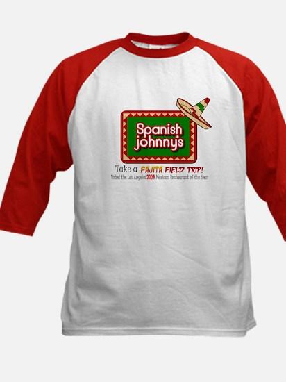 Spanish Johnny's Kids Baseball Jersey
