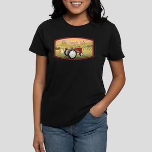 The simple life. Farm Women's T-Shirt