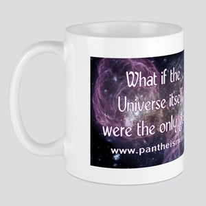 What if the Universe... - Mug