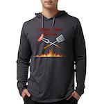 Real Men Grill Sweatshirt Long Sleeve T-Shirt