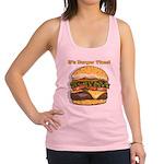 It's Burger Time Tank Top
