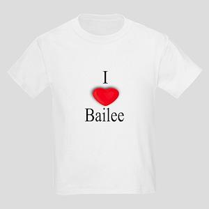 Bailee Kids T-Shirt