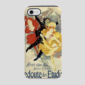 Vintage 1894 Dance Hall iPhone 8/7 Tough Case