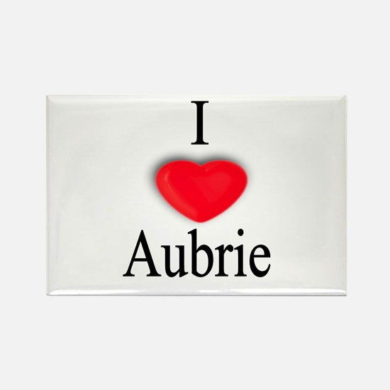 Aubrie Rectangle Magnet