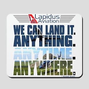 LOST Lapidus Aviation Mousepad