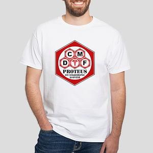 Proteus White T-Shirt