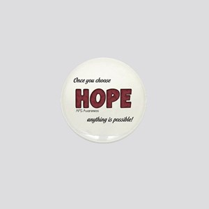 Once You Choose Hope - APS Mini Button