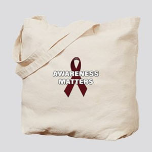 Awareness Matters Tote Bag