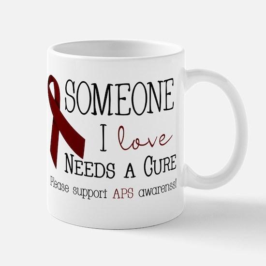 Someone I Love Needs a CURE! Mug