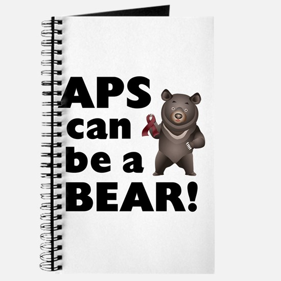 APS Can Be a Bear! Journal