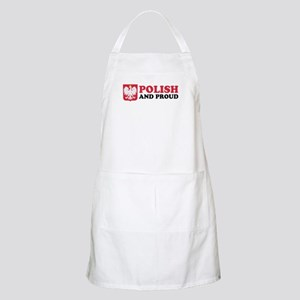 Polish and Proud Apron