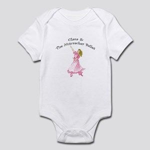 nutcracker clara Infant Bodysuit