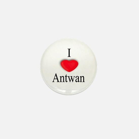 Antwan Mini Button