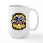 USS BRISTOL COUNTY Large Mug