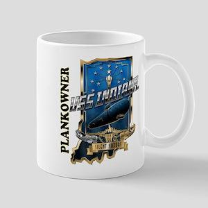 Ssn-789 Plankowner 11 Oz Ceramic Mug Mugs