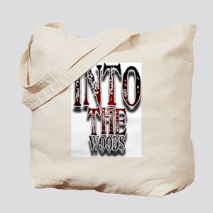 """Into The Woods"" Tote Bag"