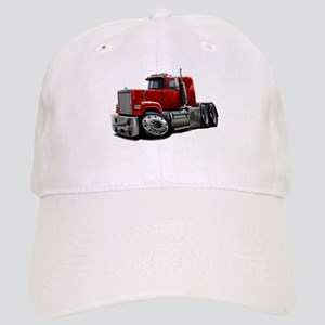 Mack Superliner Red Truck Cap