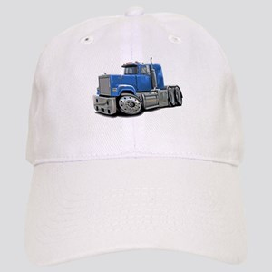 Mack Superliner Lt Blue Truck Cap
