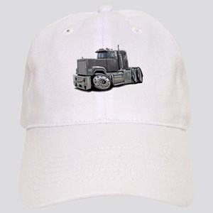 Mack Superliner Grey Truck Cap