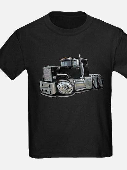 Mack Superliner Black Truck T