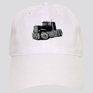 Mack Superliner Black Truck Cap