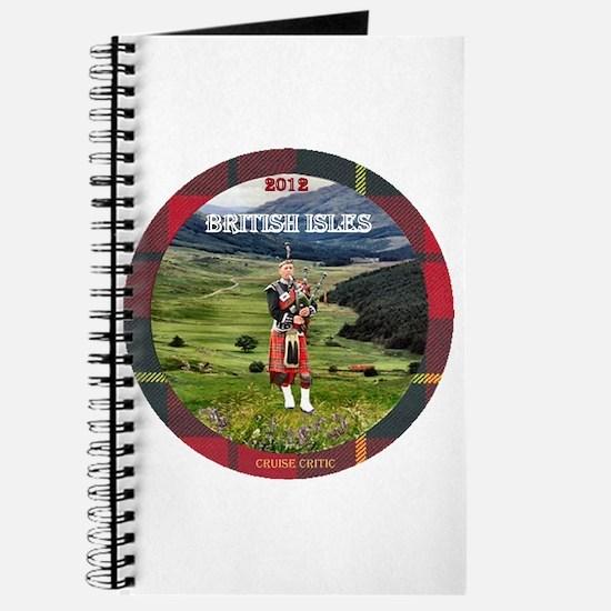 British Isles - Journal