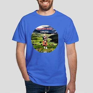 British Isles - Dark T-Shirt