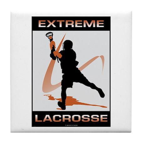 Lacrosse Tile Coaster