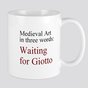 Waiting for Giotto Mug