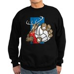Bucks County Volleyball Sweatshirt (dark)