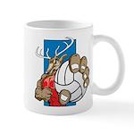 Bucks County Volleyball Mug