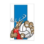Bucks County Volleyball Mini Poster Print