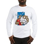Bucks County Volleyball Long Sleeve T-Shirt