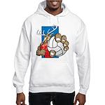 Bucks County Volleyball Hooded Sweatshirt