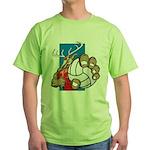Bucks County Volleyball Green T-Shirt