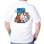 Bucks County Volleyball Golf Shirt