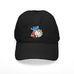 Bucks County Volleyball Black Cap