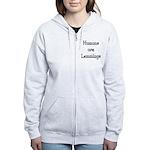 Lemmings Women's Zip Hoodie
