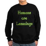 Lemmings Sweatshirt (dark)