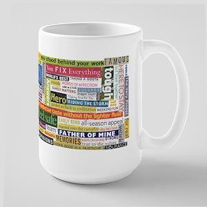 Best Dad Large Mug