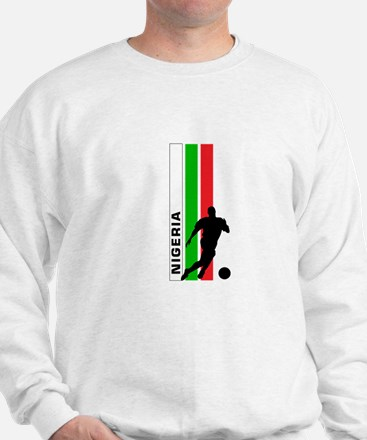 NIGERIA FOOTBALL 3 Sweatshirt