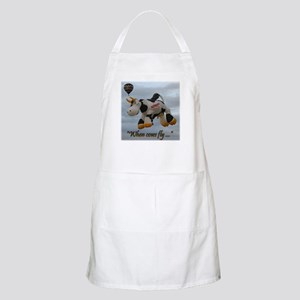 When Cows Fly BBQ Apron
