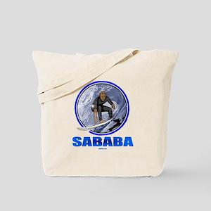 Sababa Hebrew Tote Bag