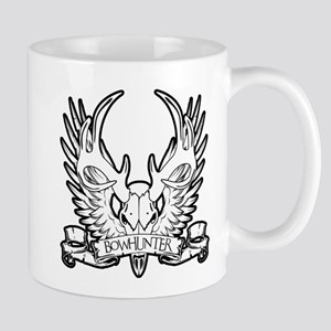 buckwingsWhite Mugs